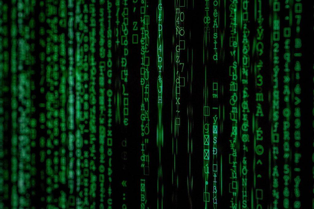 Digitalisierung Green Data Matrix 1089438 03