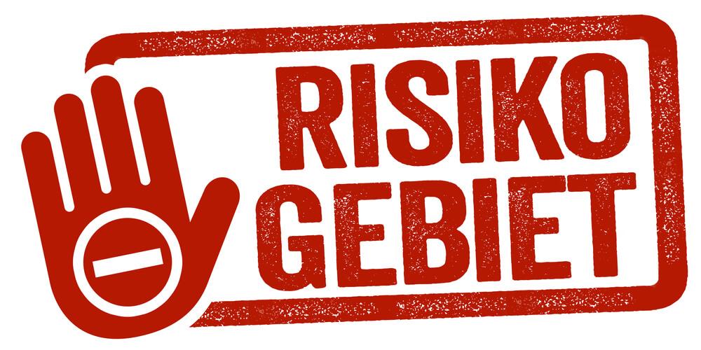 Risikogebiet Südbaden